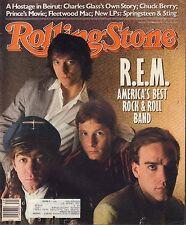 Rolling Stone December 3 1987 R.E.M. w/ML 030217nonDBA