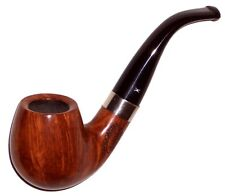 Hardcastle Camden Smooth Bent Apple Pipe 121 NEW British Made