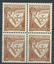 Stamps Mozambique Block184 Unmounted Mint Mozambique Never Hinged 2002 World Of Marine