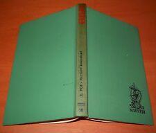 EDGAR ALLAN POE, Racconti straordinari - Ed. Paoline, VIII ed. 1966