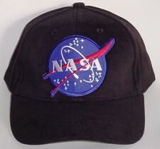 Basecap Mütze Raumfahrt NASA in schwarz ...........B3132