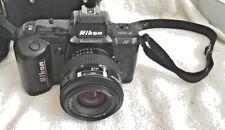NIKON F-401 AF 35mm film SLR camera AF Nikkor lens 35-70mm