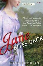 JANE BITES BACK by Michael Thomas Ford JANE BITES #1 ~ PARANORMAL