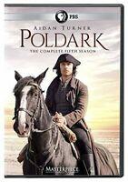 Masterpiece: Poldark - Season 5 - 3 DISC SET (REGION 1 DVD New)