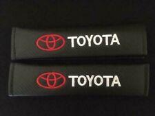TOYOTA Carbon Fiber Car UTE Truck Seat  Belt Cover Shoulder Pad Z31x2