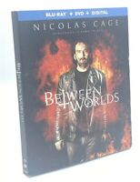 Between Worlds (Blu-ray+DVD+Digital, 2019) NEW with Slipcover  Nicolas Cage