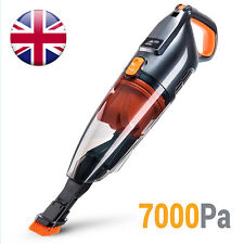 PUPPYOO 7000Pa Cordless Car Vacuum Cleaner 110W Rechargeable Portable 709UK Car