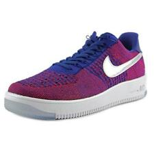 Flyknit Solid Athletic Shoes for Men