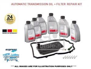 AUTOMATIC TRANSMISSION OIL + FILTER KIT for MERCEDES V200 CDI /d 2014->on