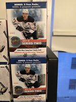 2017/18 Upper Deck Series 2 Hockey Sealed 12 Pack Blaster Box-2 Young Guns