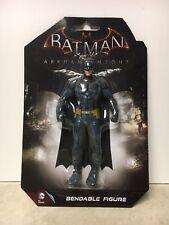 D.C COMICS BATMAN ARKHAM KNIGHTS BENDABLE ACTION FIGURE