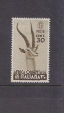 ITALIAN EAST AFRICA-1938-30c BROWN-MINT SMALL HINGE REMAIN-SG 8-$4-freepost