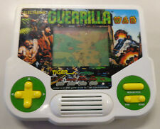 Console Game Gioco Play Watch LCD Tiger Electronic 1988 Action   Guerrilla War