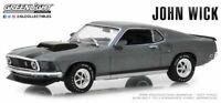 GREENLIGHT 86540 John Wick 1969 FORD MUSTANG BOSS 429 model car 1:43