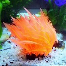 Artificial Fake Coral Aquarium Fish Tank Plastic Plant Grass Ornament Decoration