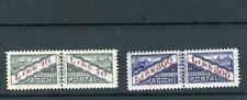 San Marino 1953 pacchi postali tipi precedenti fil ruota mnh