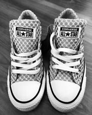 Converse All Stars Ctas Madison OX women's shoes size 5 grey/silver 560296F