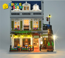 LED Lighting Kit for LEGO Creator 10243 Parisian Restaurant (NO LEGO MODEL)