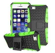 Para Apple iPhone Shockproof caso 6s 5 5S SE Resistente Duro Caso cubierta trasera