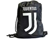 48aa3b60d588 JUVENTUS FC OFFICIAL FOOTBALL SCHOOL SPORTS GYM KIT JFC DRAWSTRING SWIM BAG