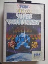 Master System-Super Space payasos (con embalaje original) 10634141