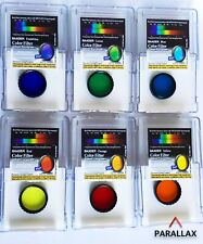 "1.25"" Baader Color Filters x 6. Astronomy. Telescopes. UK."