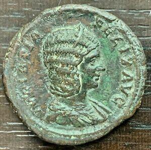 Julia Domna Wife of Seventh Severe - As de Rome 214 - Temple Of Vesta