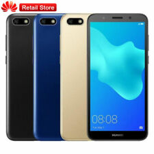 NUOVO 18:9 Lte 4G SMARTPHONE 2G/16GB CELLULARE Huawei Honor 7S TOUCH ID HDR Nero