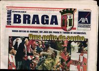 UEFA - EC III 2007/2008 Sporting Braga - FC Bayern München, 29.11.2007