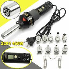 Durable Lcd Display Hot Air Gun Soldering Station Desolder 49 Nozzle 110v220v