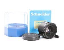Schneider-kreuznach 80mm 4.0 componon-s vergro sserungsobjektiv perfeccione (221095)