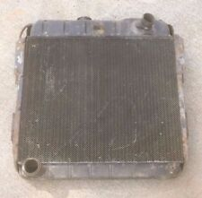 USED MoPar 1955 55 Plymouth Plaza Savoy Belvedere RADIATOR CORE and Tanks