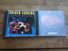 Golden Earring [2 CD Alben] Something Heavy Going Down + Naked Truth / LIVE