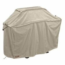 Classic Accessories Montlake Gas Grill Cover Heather Grey/Xx Large