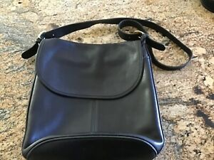 COACH G7H 4115 Hobo Black leather