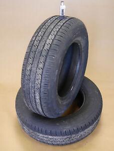 """2x Reifen Continental 4x4 Contakt 225 70 R 16 102 H M+S Dot 2312 7,5mm 16"""" Zoll"""