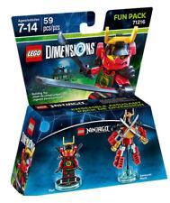 Lego 71216 Dimensions Fun Pack Nya -