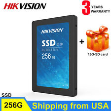 HIKVISION Internal SSD 256G SATA III 2.5 inch 3D NAND Hard Solid State Drive