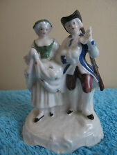 Antique German Porcelain Figurine