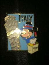 Disney Pin 1759 WDW Mickey in Italy