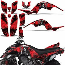 Yamaha Raptor 660 Decal Graphic Kit Quad ATV Wrap Deco Racing Parts 01-05 REAP R