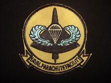 Nous Marine Naval Parachute Module Patch Brodé