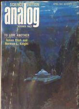 ANALOG Magazine April 1967 ~ Mack Reynolds