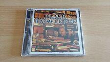 BLACK KNOWLEDGE - BLACK KNOWLEDGE - CD COME NUOVO (MINT)