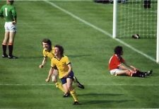Alan Sunderland Arsenal FA Cup Goal 1979 10x8 Photo