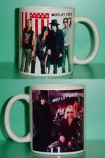 MOTLEY CRUE - Tommy Lee - with 2 Photos - Designer Collectible GIFT Mug 01