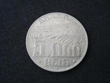 New listing Brazil, 5000 Reis, 1938, silver, Xf