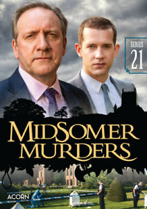 Midsomer Murders: Series 21 [New DVD]