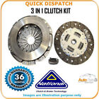 3 IN 1 CLUTCH KIT FOR RENAULT CLIO CK9820