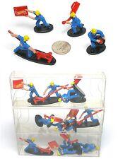 12pc 1998 TYCO Hot Wheels Kyle Petty #44 HO Slot Car Racing PIT CREW Scene 33569